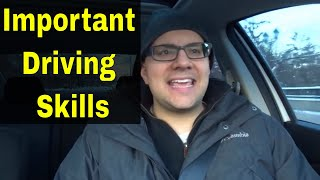 20 Important Driving Skills You Need To Know