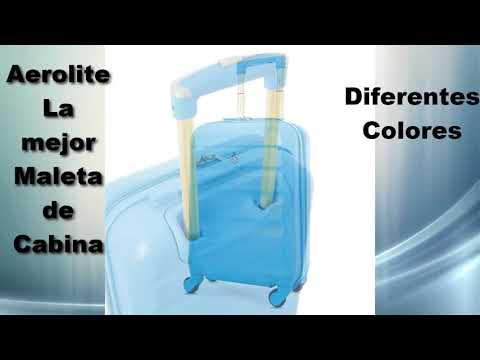 ⭐ 🛩️Aerolite la mejor maleta de cabina en la  actualidad⭐🛩️