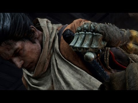 Official Gameplay Overview Trailer de Sekiro: Shadows Die Twice