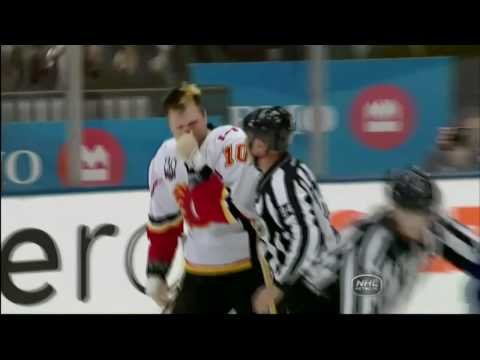 Colton Orr vs. Brian McGrattan