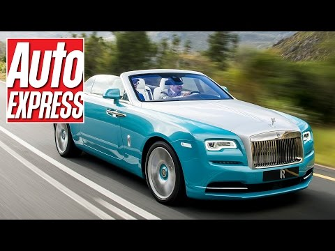 New Rolls-Royce Dawn review: the most luxurious convertible ever
