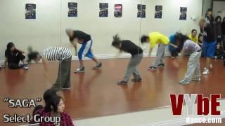 """KYLE HANAGAMI """"SAGA"""" [Full Choreography]"""
