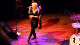 Chantal Claret - Light It Up @ House of Blues in LA 4/15/14