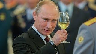 Наконец-то Путин едет на свадьбу