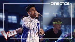 Lion Canta 'Uptown Funk' | Directos | La Voz Antena 3 2019