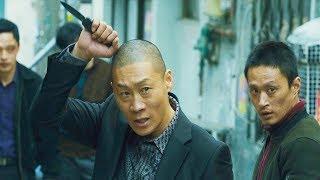 中国黑帮横行韩国,下手凶残毒辣,几天吞并韩国两大黑社会!