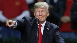 Trump threatens veto of $1.3T spending bill