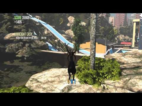 Goat Simulator [CZ&SK]