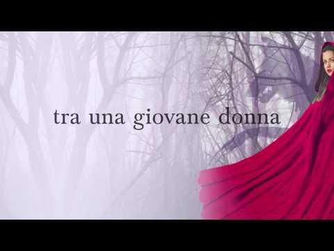 Un cappotto così rosso (Ein Mantel so rot - italienisch)
