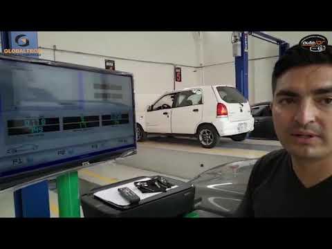Línea Inspección Vehicular Orientado a Talleres