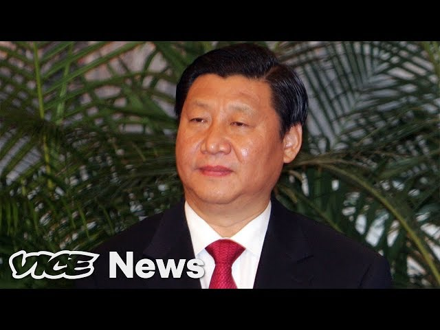 Video Pronunciation of Xi Jinping in English