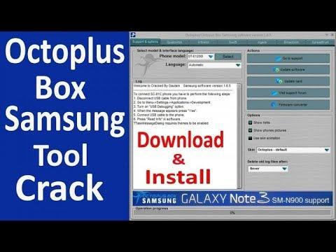 Octopus box samsung software 2 6 3 crack   Octoplus/Octopus