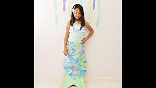 18 DIY Mermaid Costume Ideas - Best Mermaid Halloween Costumes