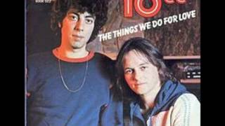 10cc The Things We Do For Love HQ Remastered Extended Version
