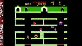 NES - Bounce - [Mappy Hack]