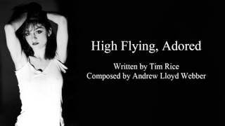 High Flying, Adored - Instrumental
