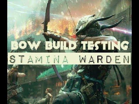 Stamina Warden PVP Bow Build - The Amazon — Elder Scrolls Online