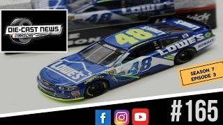 NASCAR Die-Cast News 165