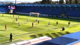 preview picture of video 'FK Senica vs FO ŽP Šport Podbrezová 4:1 U19 28/9/2014'
