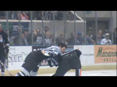 Travis Kauffeldt vs. Travis Hanson