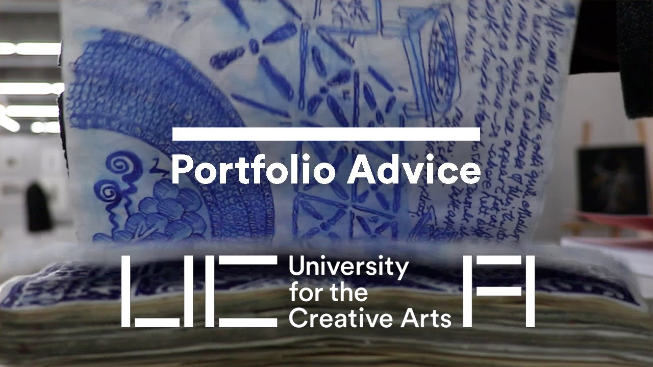UCA - Portfolio Advice Video