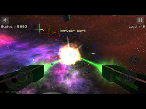 Video of Gunner : Free Space Defender