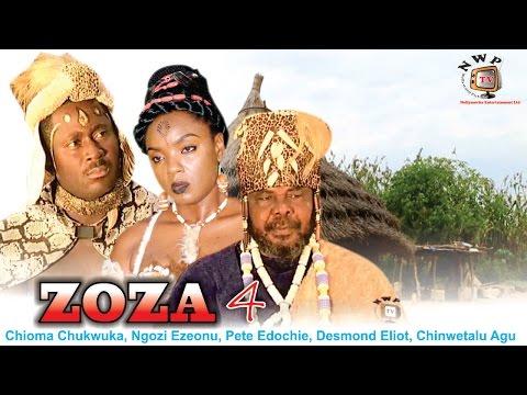 Zoza 4   - Nigerian Nollywood  Movie
