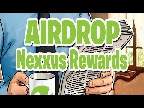 Ganhe U$12 Dólares Grátis no Airdrop Bot Nexxus. Muito Fácil !!