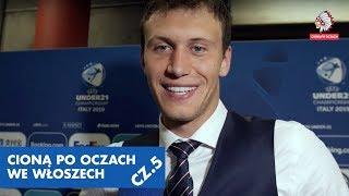 Kulisy meczu  Polska  -  Belgia- UEFA EURO UNDER 21 ITALY