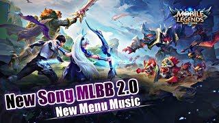 Lagu Terbaru Mobile Legends Menu Music MLBB UI 2.0