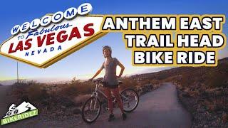 Anthem East TrailHead (From Anthem Hills Park Entrance to first peak)