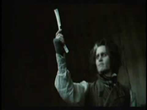 Sweeney Todd Sweeney Todd (Featuerette 2 - 'The Vision')