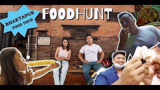 Food hunt Bhaktapur | Newari khaja | Famous Panipuri