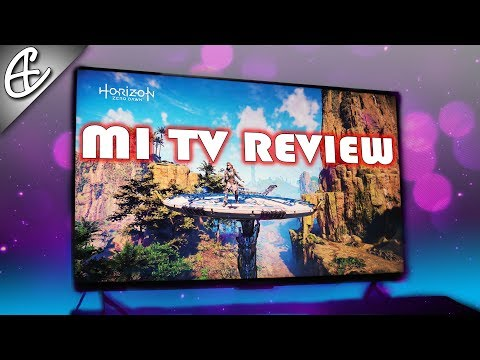 Xiaomi Mi TV 4 Review – World's Thinnest 4K TV!