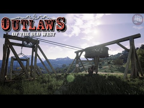 Mining Operation | Outlaws of the Old West Gameplay | S1 EP12