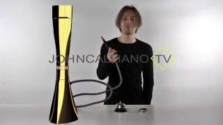 JohnCalliano.TV / 101 / Desvall - обзор кальяна за 100 000 евро!
