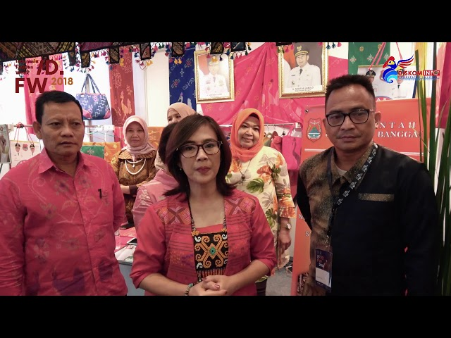 All about tenunan batik Nambo