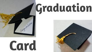How To Make Graduation Day Card | Easy Graduation Day Card