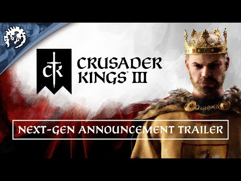 Crusader Kings III Is Bringing Its Grand Strategy RPG To Consoles
