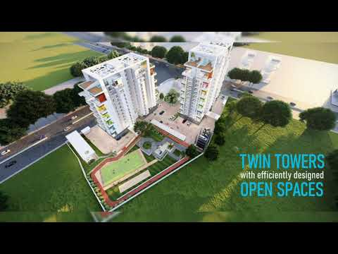 3D Tour of Marjaan Twin Towers