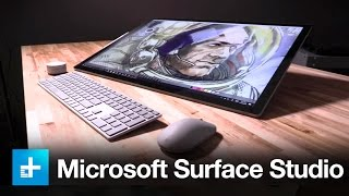 Microsoft Surface Studio - Hands On Review