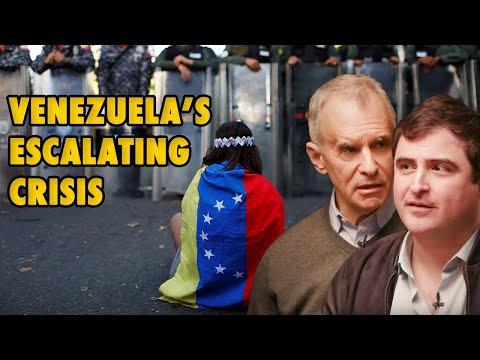 The Venezuela Crisis & Maduro's Tightening Power Grip (w/ Jay Newman & Daniel Lansberg-Rodriguez)