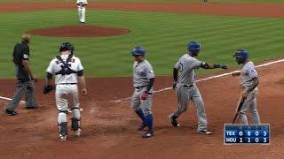 6/12/17: Darvish, Mazara lead Rangers to a 6-1 win