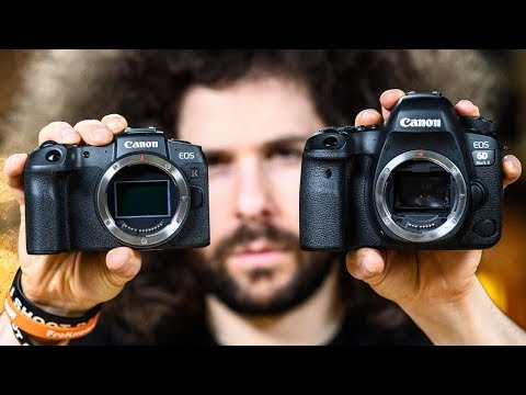 External Review Video Lo01PcgxHMU for Canon EOS RP Full-Frame Mirrorless Camera