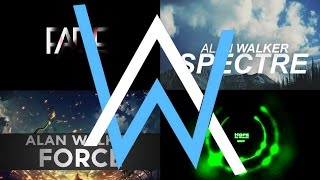 [AlanWalkerMashup] Fade X Spectre X Force X Hope - Alan Walker