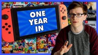 Nintendo Switch: One Year In - Scott The Woz