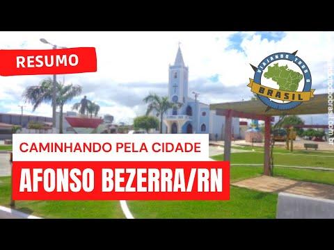 Viajando Todo o Brasil - Afonso Bezerra/RN