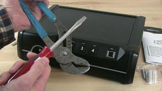 AmazonBasics: Forced Entry Testing