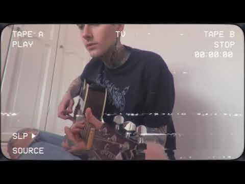white wine - lil peep x lil tracy (Cover)