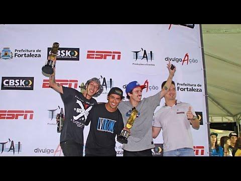 QIX na final do Brasileiro de Skate 2014 em Fortaleza - CE ...